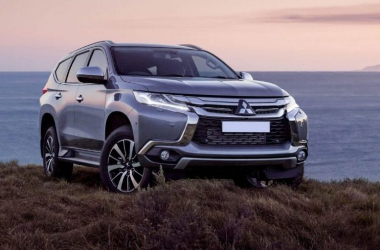 Redesigned: 2020 Mitsubishi Pajero To Be Built On a New Platform