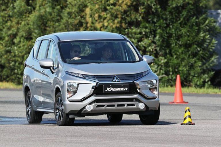 2020 Mitsubishi Xpander Is The New Minivan With A Wagon-Like Design