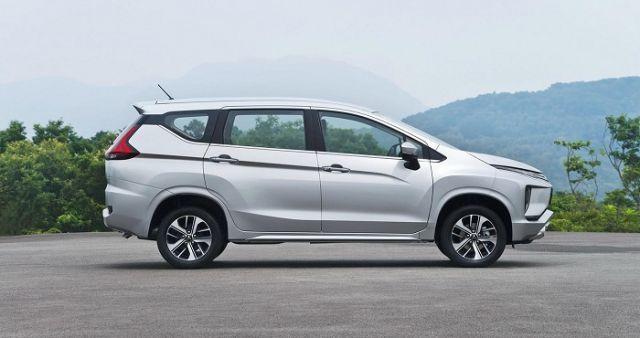 2020 Mitsubishi Xpander side
