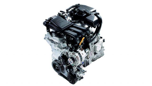 2020 Nissan Micra engine