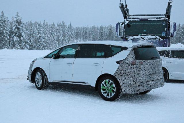 2020 Renault Espace side look
