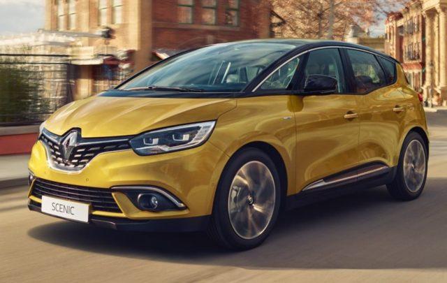 2020 Renault Scenic