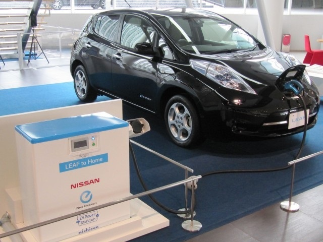 Nissan Energy Program - Supply, Share and Storage
