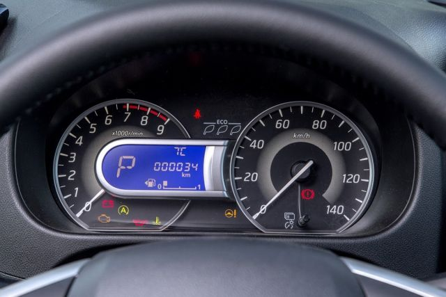 2020 Nissan Dayz Kei interior