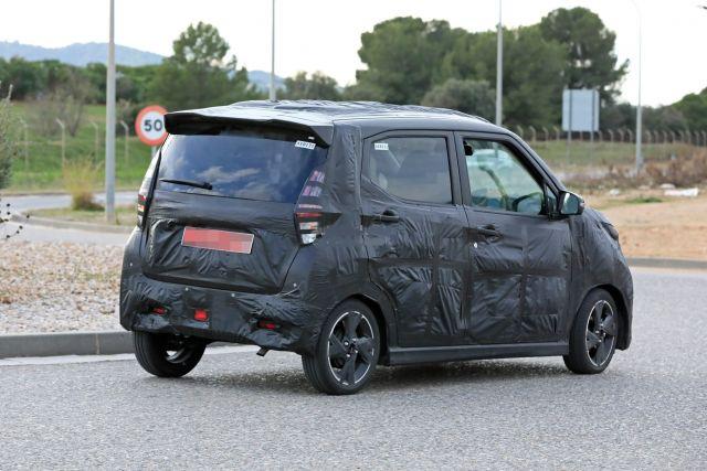 2020 Nissan Dayz Kei rear