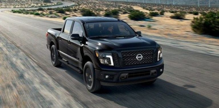 2020 Nissan Titan Redesign, Midnight Edition Review