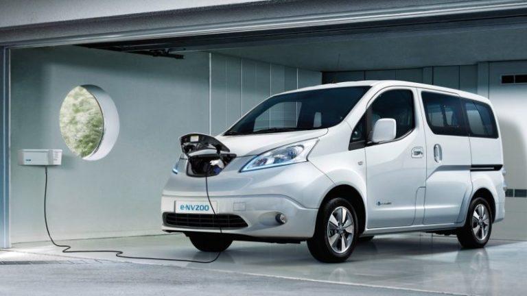 World's First All-Electric MPV – 2020 Nissan e-NV200
