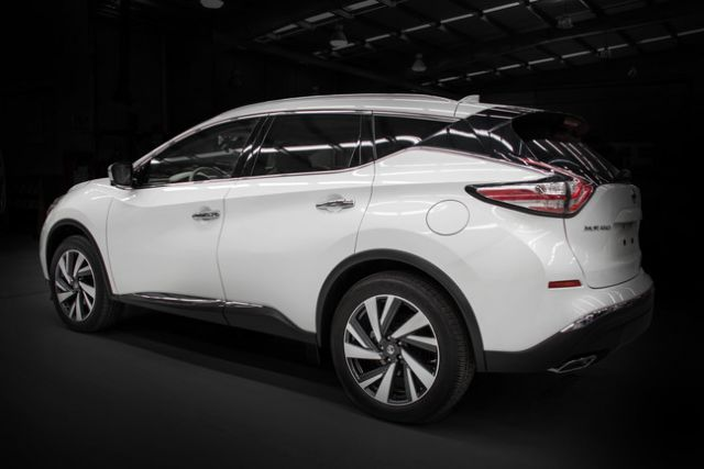 2021 Nissan Murano New Images, Redesign, Specs - Nissan ...