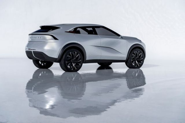 Infiniti QX Inspiration side