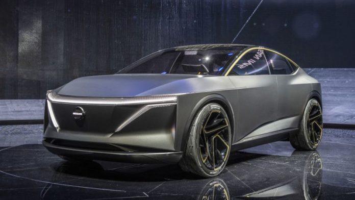 Nissan IMs EV