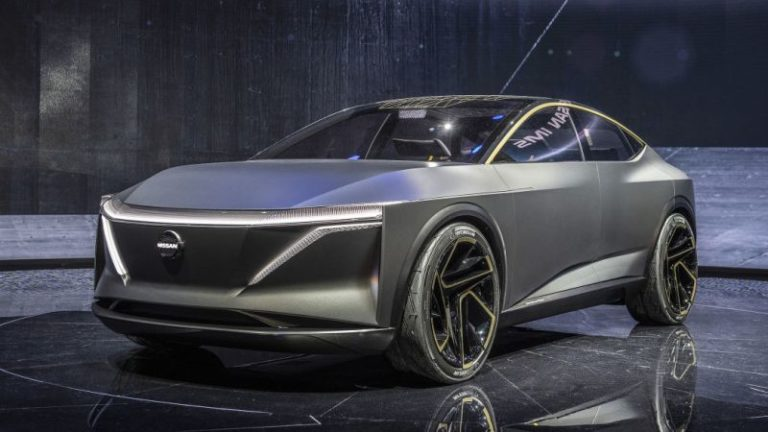 Nissan IMs EV Concept Debuted At the Detroit Provides 380 Miles of Range