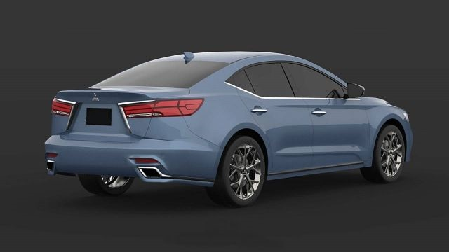rebirth of the 2020 mitsubishi galant midsize sedan may