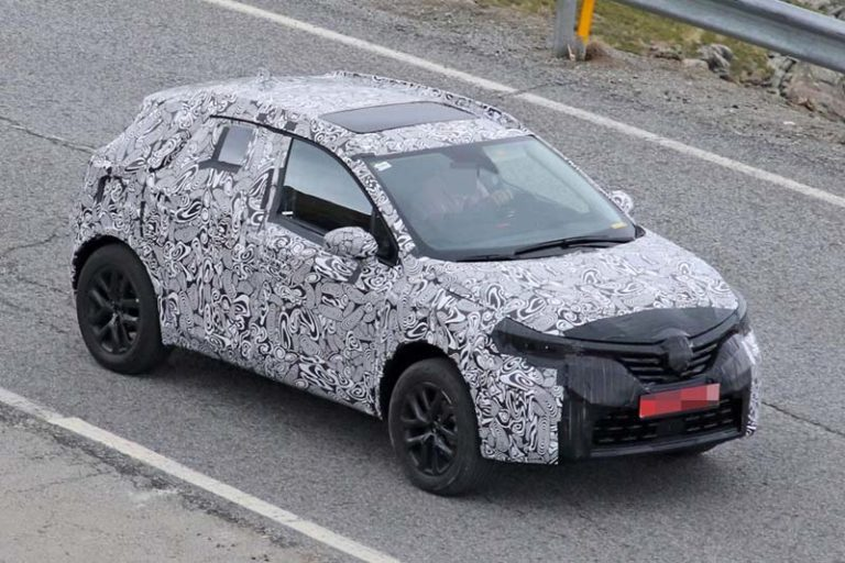 2020 Renault Captur Plug-In Hybrid Rumors, News