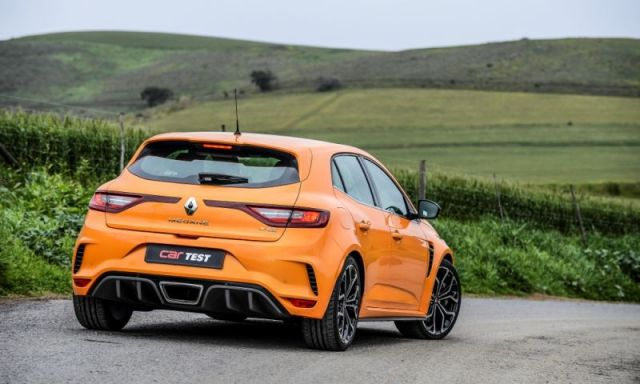 2020 Renault Megane RS rear