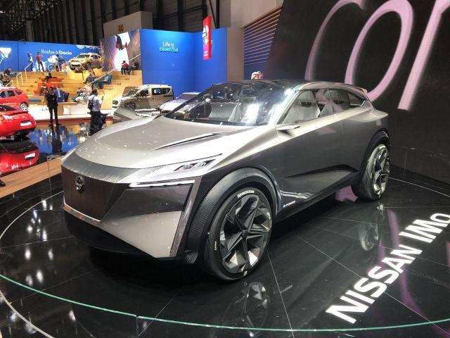 2020 Nissan IMQ