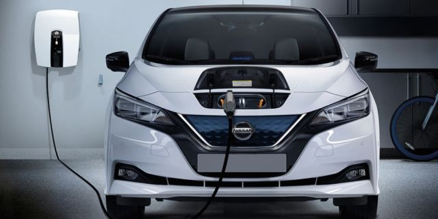 2020 nissan leaf e  offers new battery pack and electric motor