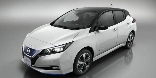 2020 Nissan Leaf E+