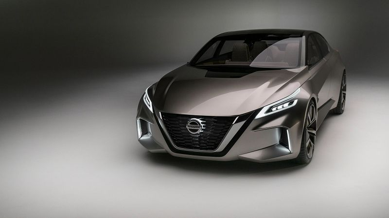 2020 Nissan Maxima May Get Intelligent All Wheel Drive Awd System