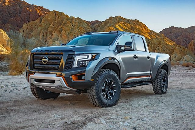 2020 Nissan Titan Warrior Is One Of The Most Powerful Pickup Trucks On The Market
