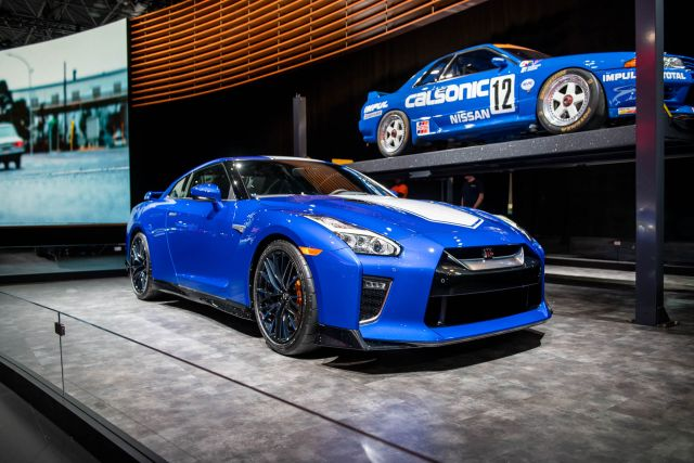 2020 Nissan GT-R 50th Anniversary Edition Review
