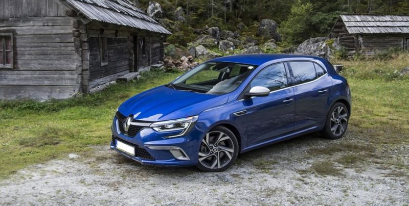 2020 Renault Megane First Look, Engine Specs, RS Model ...