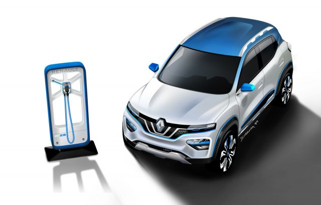 2020 Renault City K-ZE Electric SUV Review, Price