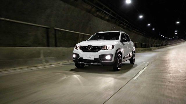 2020 Renault Kwid front