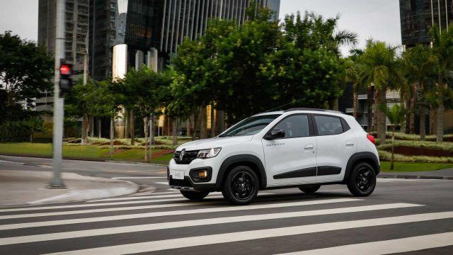 2020 Renault Kwid side