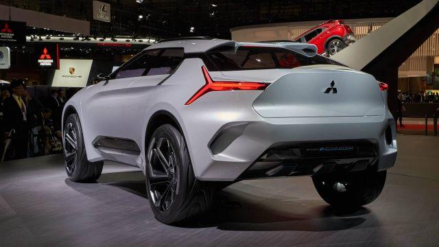 2020 Mitsubishi Lancer rear
