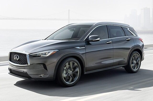 2021 infiniti qx50 may get new infotainment system