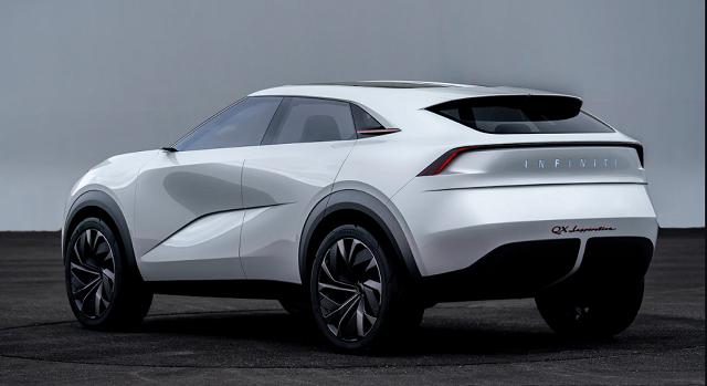 2021 Infiniti QX55 Concept