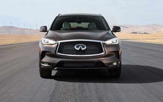2021 Infiniti QX55 Is New Coupe Crossover