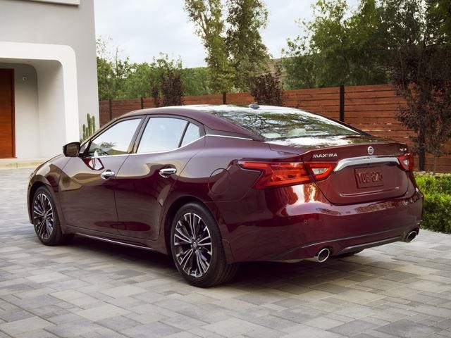 Nissan Maxima Release Date