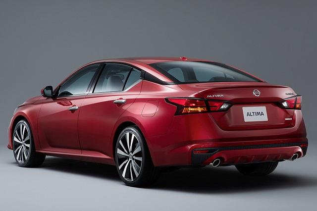 2022 Nissan Altima Release Date