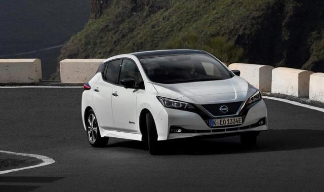 2022 Nissan Leaf Plus specs
