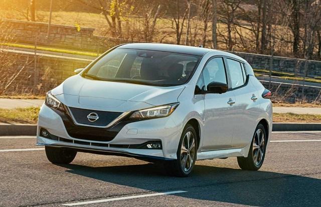2022 Nissan Leaf Plus