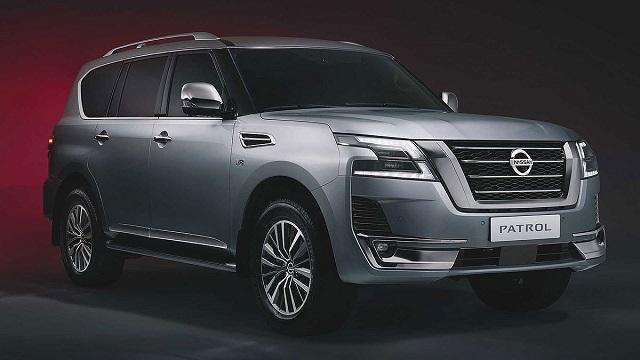 2022 Nissan Patrol