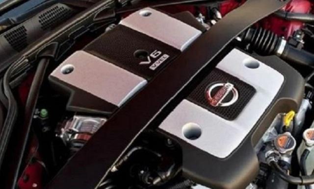 2022 Nissan Silvia S16 engine