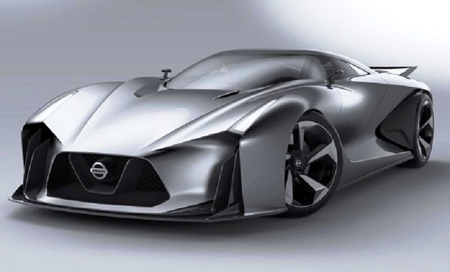 2022 Nissan Silvia S16 front view
