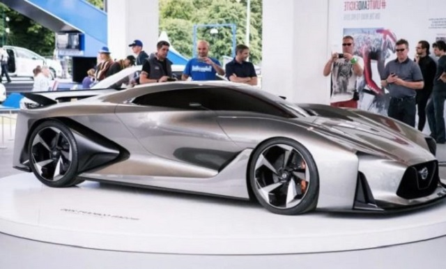2022 Nissan Silvia S16 side view